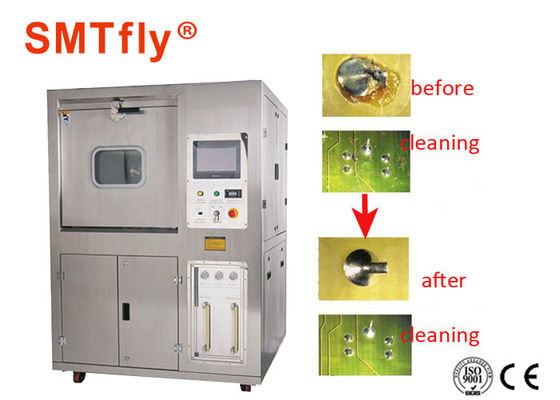 چین 0.22μM SMT Ultrasonic Circuit Board Cleaner، دستگاه Ultrasonic Pcb Cleaning Machine 400kg تامین کننده