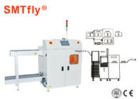 Minimum Thickness 0.4mm PCB Loader Unloader با سیستم کنترل PLC SMTfly-250XS